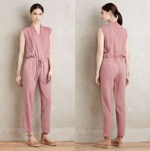 Anthropologie Cloth & Stone Mignon Jumpsuit 1579